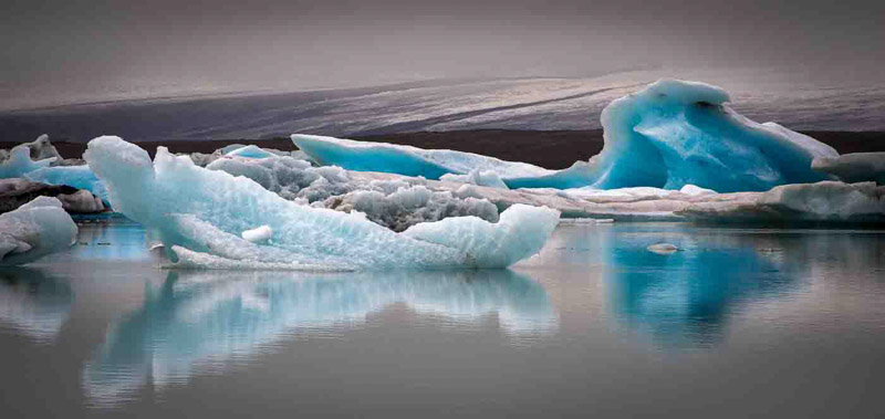 ICE BLUE by David Harris