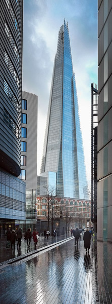 THE SHARD by Eddie Morton ARPS ADPS CPAGB