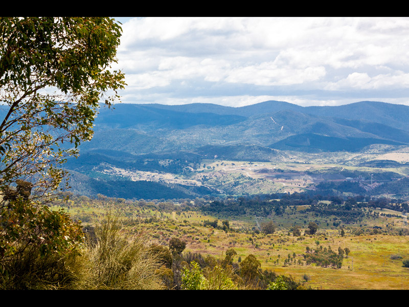 BRINDABELLA RANGES CANBERRA by David Greenwood